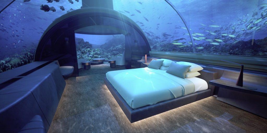 <a href=https://mymodernmet.com/muraka-underwater-villa/ target=_blank >World's First Underwater Villa Offers Spectacular Living 16 Feet Below the Sea</a>