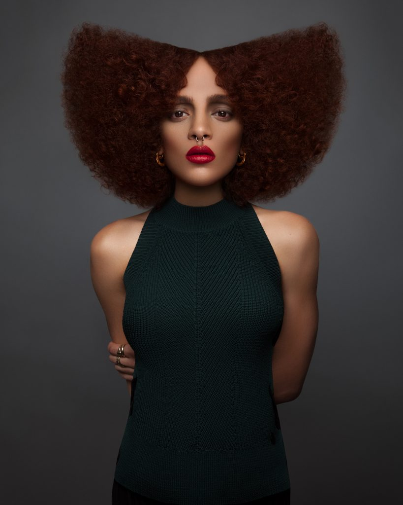 <a href=http://feedproxy.google.com/~r/colossal/~3/1x2V3w9ybDE/ target=_blank >Afro Beauty Brought to Life in Photographer Luke Nugent's Lavish Hair Portraiture</a>